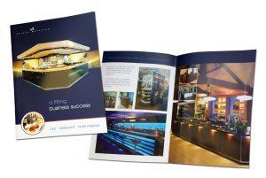 Brochures - Graphic Design