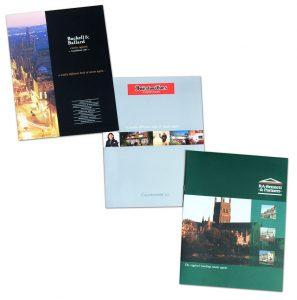 Estate Agent Brochures - Graphic Design