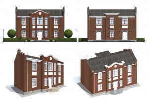 3D Architectural Artist Impression