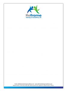 Reframe - Branding