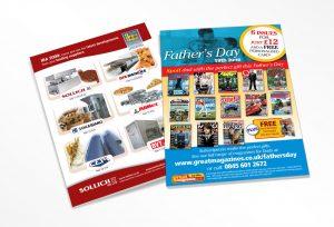 Leaflets - Graphic Design