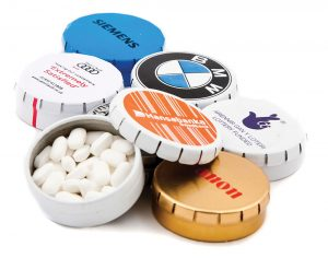 Mints - Branded Personalised