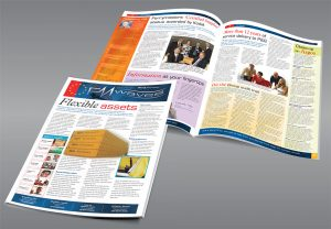 Newsletters - Graphic Design