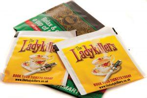 Tea Bags - Branded Personalised